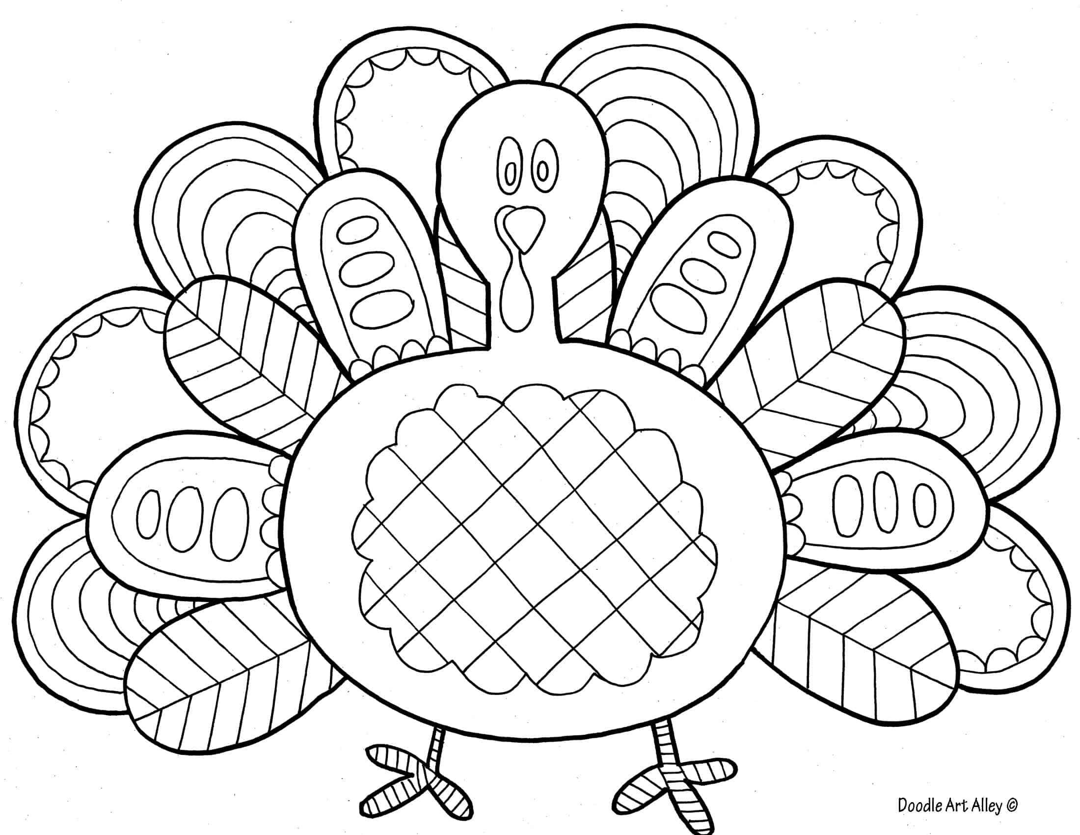 Turkey Head Coloring Pages  Coloring Pages