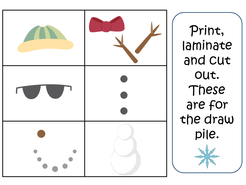 """Search Results for """"Printable Snowman Parts"""" – Calendar 2015"""