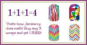 1 +1 jamberry