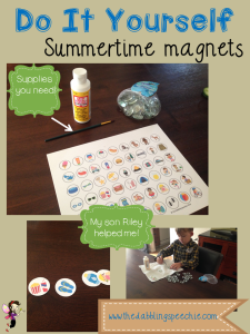 summer time magnets 1