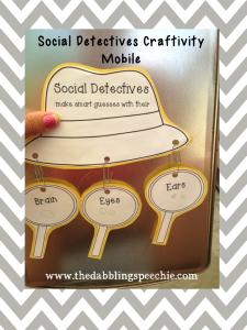 social detective craft mobile