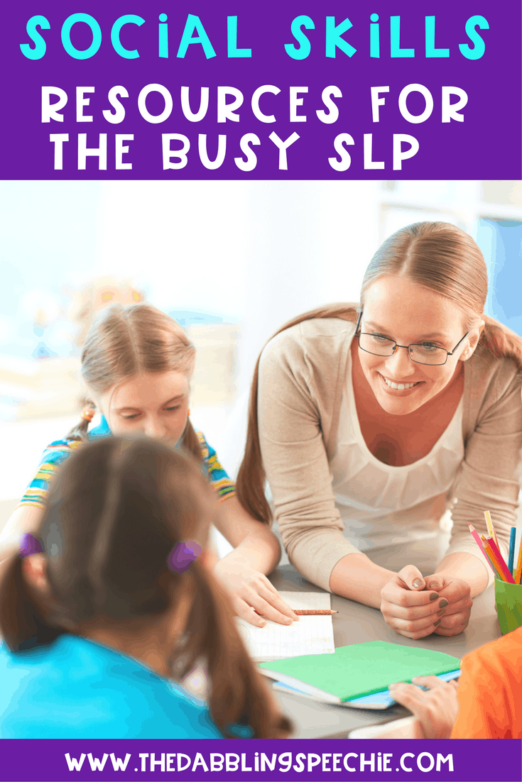 Need ideas for implementing social skills? This blog has a lot of ideas and resources to teach social skills.