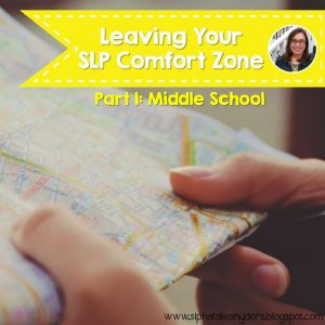 stepping out of comfort zone part 1 middle school