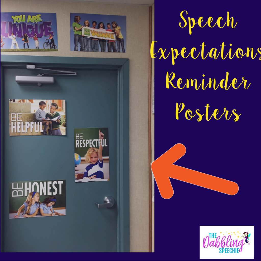 how to make your speech room functional and pretty