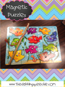 magnetic puzzles