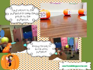 rollin' pumpkins