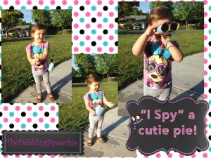 binoculars cutie pie