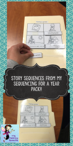 story sequence file folder