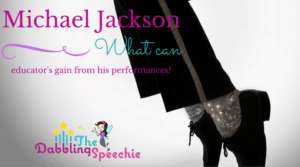 What can educators gain from Michael Jackson?