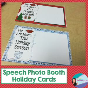 speech holiday photo booth #2