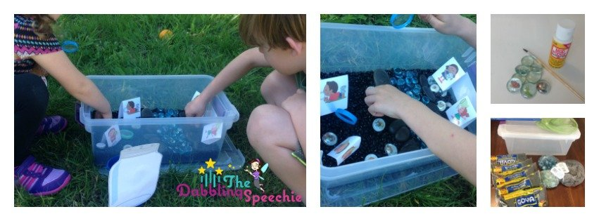 insect sensory bin facebook
