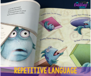 How to use The Pout Pout Fish In Speech Therapy