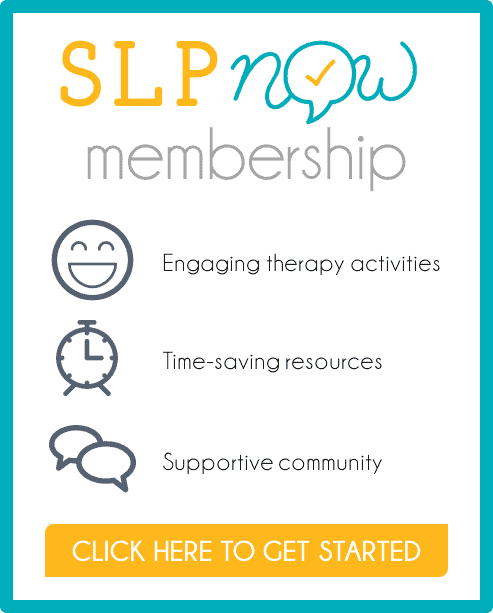 Save time and always have effective therapy resources for your students with this Lesson Plan Membership